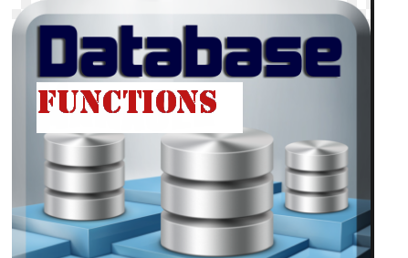 database-functions